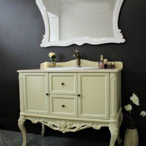 ретро шкаф за баня pvc