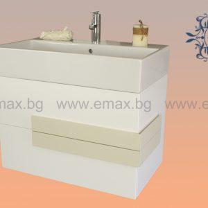 конзолен шкаф за баня