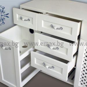 Шкаф за баня от Емакс