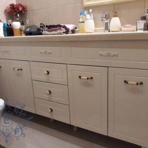 Голям шкаф за баня