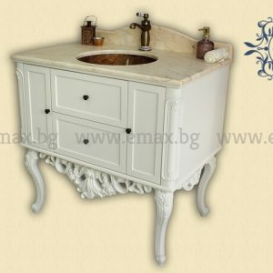 ретро шкаф за баня - модел Венеция