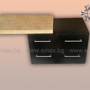Шкаф за баня имитация на дърво София Пловдив Варна