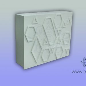 Горен орнамент - Мебели за баня Emax