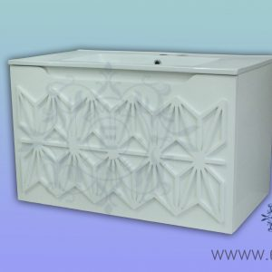 Орнамент - Водойустойчиви мебели за баня Емакс