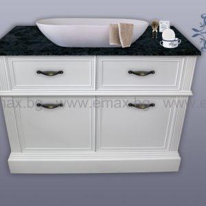Модел Татяна - Мебели за баня от Емакс БГ