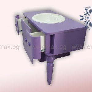 Модел Театър - Шкаф за баня от Емакс БГ