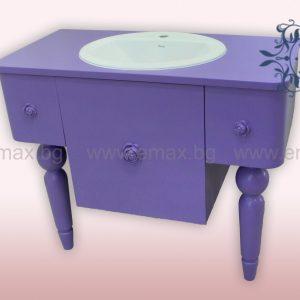 Модел Театър - Мебели за баня по поръчка от Емакс БГ