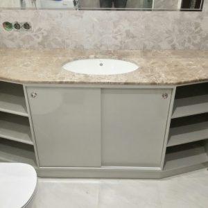Водоустойчиви мебели за баня - Мебели за баня София