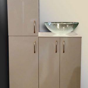 Шкаф за баня - Мебели за баня София