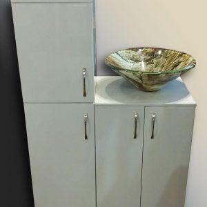 Шкаф за баня - Мебели за баня Варна