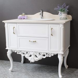 пвц шкаф за баня с мивка