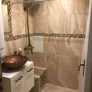 Щкаф с мивка - Оборудване за баня