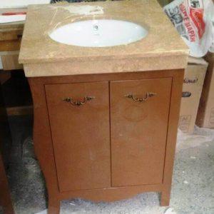 Шкаф мивка за баня - Мебели за баня