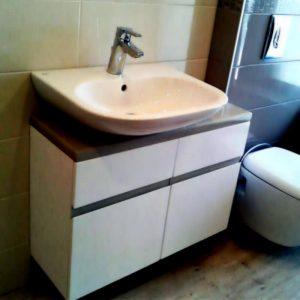 Шкафчета за баня - Мебели за баня