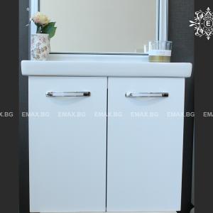 Шкаф за баня с мивка - Шкаф мивка