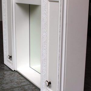 Шкаф - Мебели за баня шкаф за баня пвцМебели за баня София