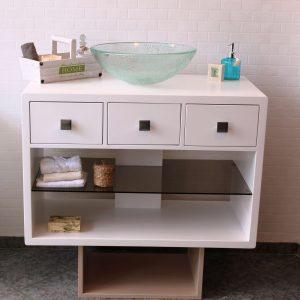 Шкафове за баня - Луксозни мебели за баня