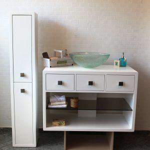 Шкаф - Луксозни мебели за баня