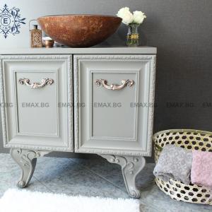 Шкаф с мивка Класик - Мебели за баня Варна