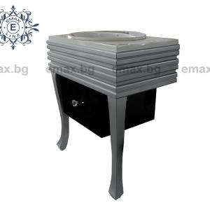 Шкафове за баня Бижу - Луксозни мебели за баня Емакс