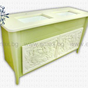 Модел Фиоре – шкафове за баня от Емакс