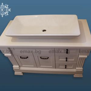 Модел Неапол – ПВЦ шкаф за баня от Emax.