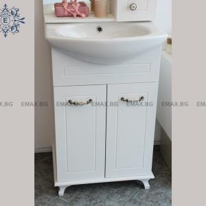 Шкаф с мивка Романтик - Шкаф мивка