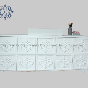 Шкаф за баня модел Siena - Луксозни мебели за баня