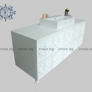 Шкаф за баня Siena - Мебели за баня