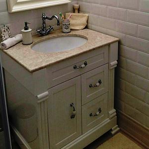 PVC шкаф за баня - ПВЦ шкаф за баня от Emax