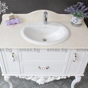 Шкаф за баня Венеция - Мебели за баня Emax
