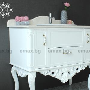Шкаф за баня Венеция - Мебели за баня Добрич Emax