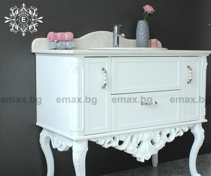 Италиански мебели за баня PVC