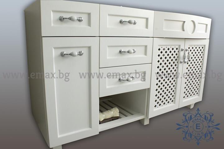 Мебели по снимка – трета част - Луксозни мебели за баня по поръчка Emax София