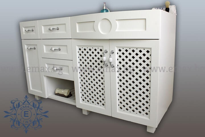 Мебели по снимка – трета част - Луксозни мебели за баня по поръчка Emax БГ