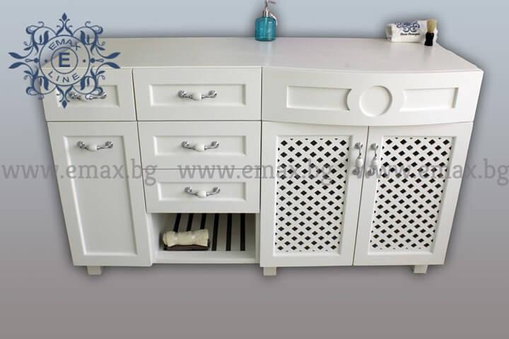 Мебели по снимка – трета част - Луксозни мебели за баня по поръчка Emax Варна