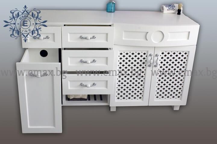 Мебели по снимка – трета част - Луксозни мебели за баня по поръчка Emax Румъния