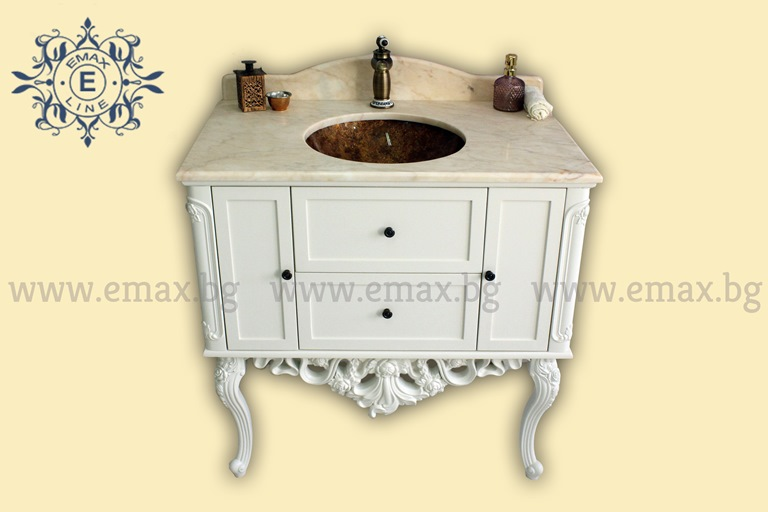 Мебели по снимка – трета част - Луксозни мебели за баня Emax
