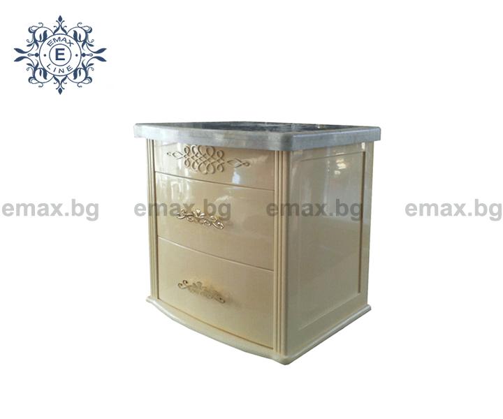 Мебели по снимка – трета част - Луксозни мебели за баня по поръчка Emax