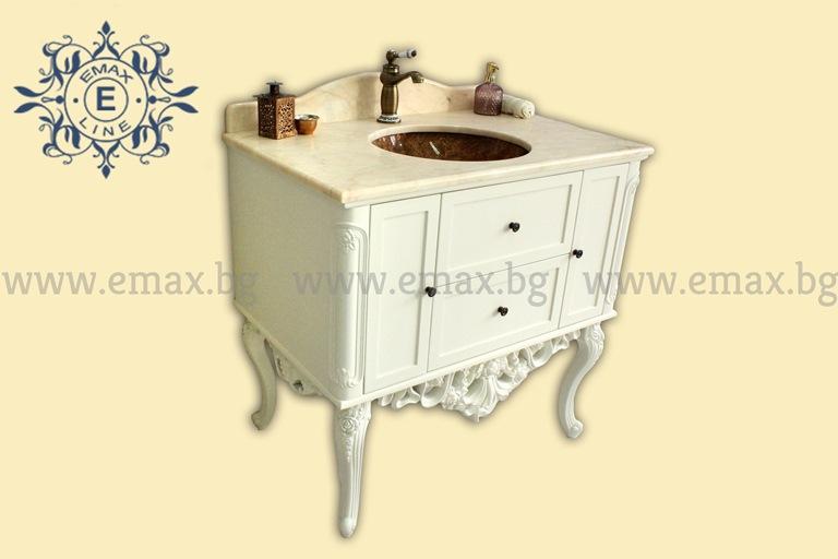 Мебели по снимка – трета част - Луксозни мебели за баня Emax Варна