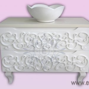Орнамент от Мебели за баня Emax