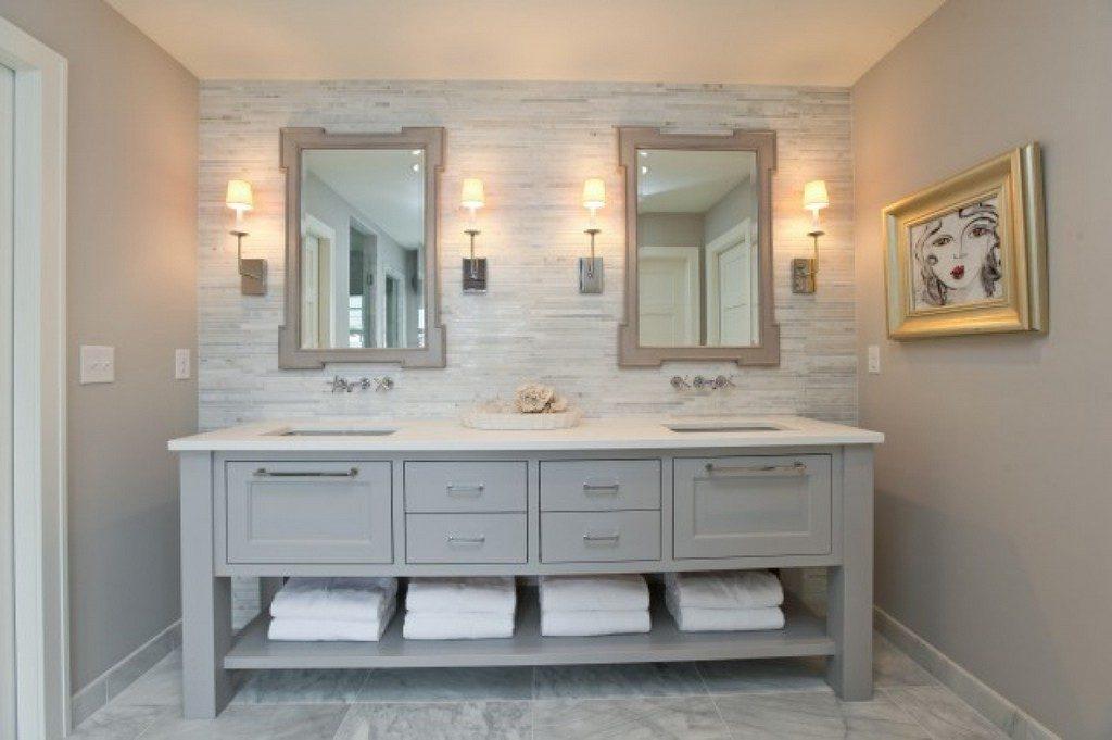 Луксозни мебели за баня по индивидуален дизайн от PVC