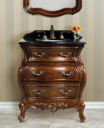 бароков шкаф за баня