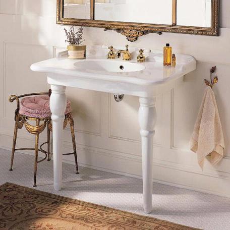 История на мебелите за баня