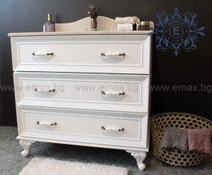 Луксозни мебели за баня Emax София