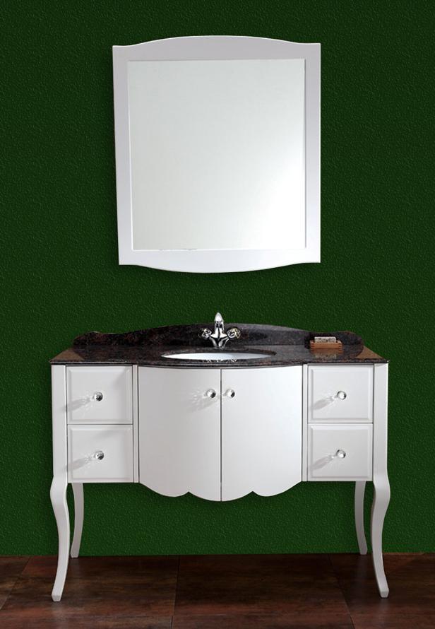 Мебели за баня по индивидуален дизайн от Emax