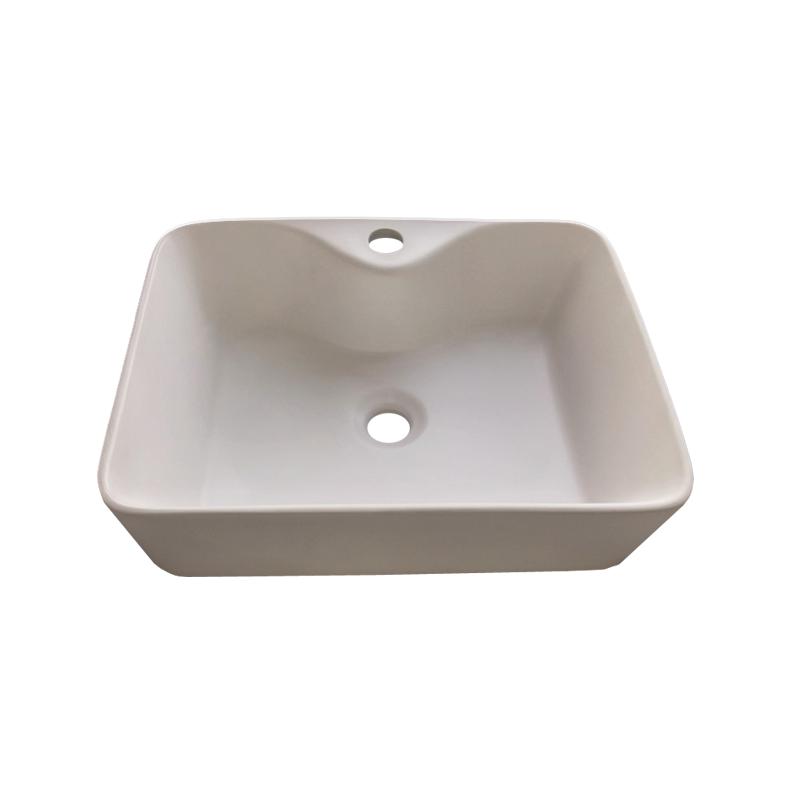мивка за баня 46х37см