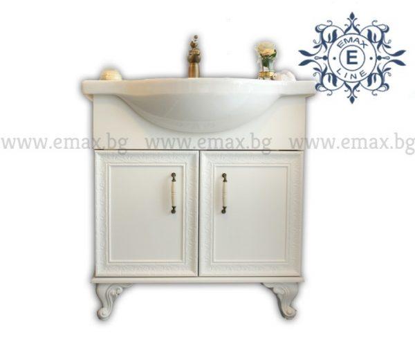 Шкаф за баня с врати