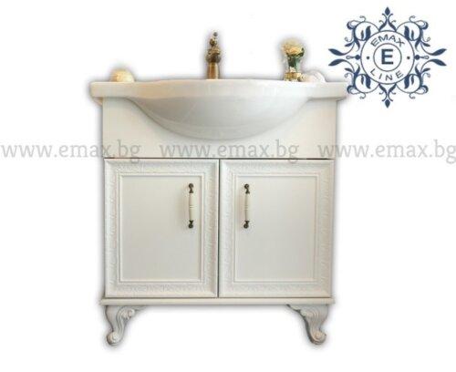 Шкаф за баня пвц Хармония 2