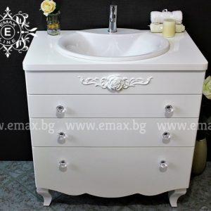италиански пвц шкаф за баня